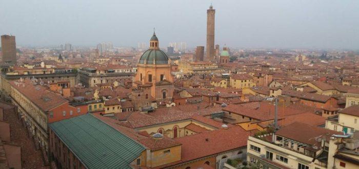 La Terrazza Panoramica Sulle Torri Di Bologna Vincenzo